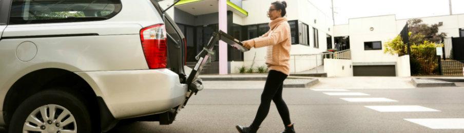 wheelchair accessible car hire