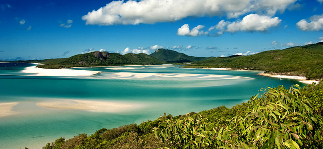 Whitehaven beach holidays