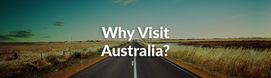 Why Visit Australia