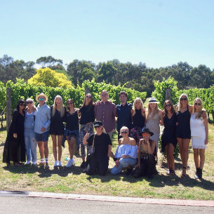 yarra valley tour by wine compass