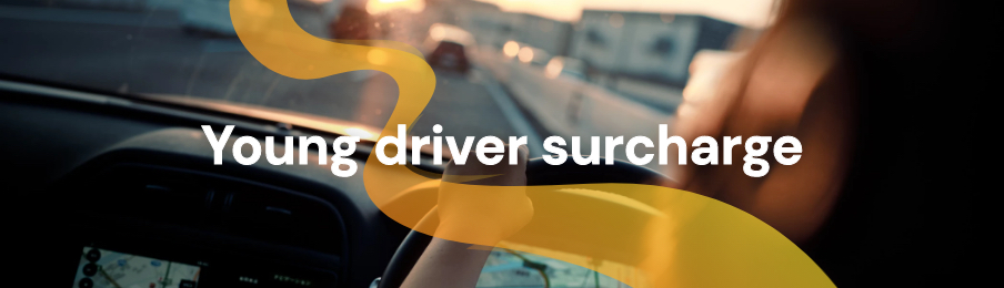Young driver surcharge