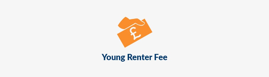 young renter fee