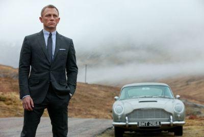 Daniel Craig - Aston Martin