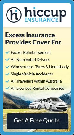 Compare car hire excess insurance australia 15